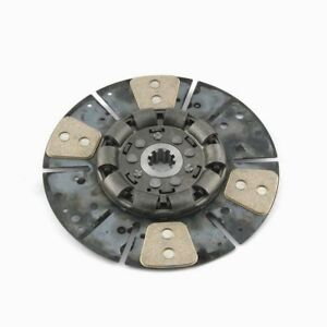 Clutch Disc New For Allis Chalmers 170 175 D17 Tractor