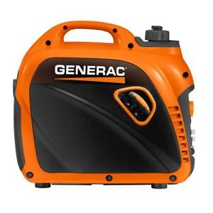 Generac Gp2200i 2200 watt Gasoline Powered Recoil Inverter Generator