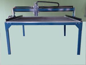 4x4 Cnc Plasma Cutting Table Pro Series With 15 6 Hp Laptop Computer