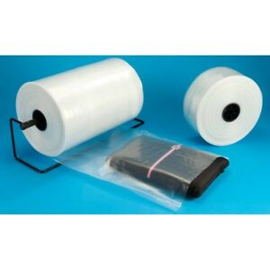 Clear Poly Tubing 1 5 Mil To 6 Mil 1 To 18 Width Custom Plastic Polybags