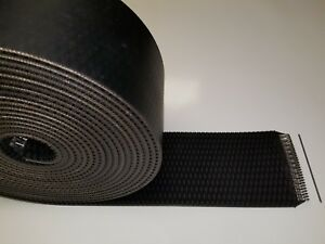 John Deere 550m Silage Round Baler Belts Set 3 Ply Diamond Top W mato