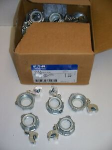 lot Of 50 Crouse Hinds Gll2 3 4 Insulated Grounding Bushing new