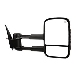 New Front Right Side Manual Towing Mirror For Chevy Silverado Truck 99 06