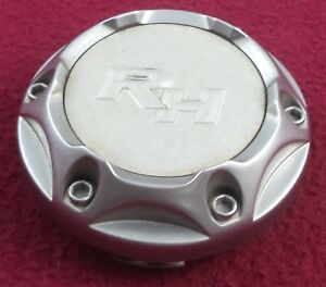 Racing Hart Wheels Silver Custom Wheel Center Cap E 134