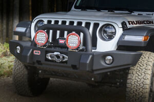 Arb 3450440 Classic Arb Deluxe Bumper For 18 19 Jeep Wrangler Jl