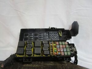 06 2006 Jeep Liberty Engine Fuse Box Relay Junction Block Diesel 2 8l 56047194ad