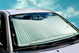 The Shade Retractable Windshield Sunshade 1990 2011 Lincoln Town Car