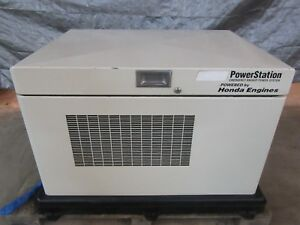 Honda 11 2 Kw Lp Nat Gas Generator Coleman Powermate Outdoor Sound Enclosure