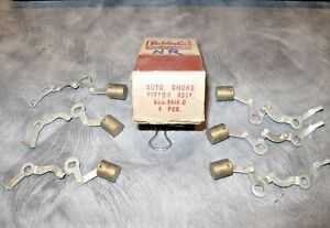 Nos 1956 Ford Fomoco Carburetor Choke Piston Assembly B6a 9840 C