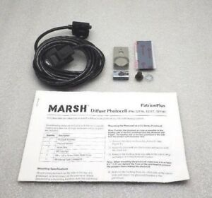 New Videojet 32116 Photocell Patrion Ii Dfuse Marsh Tri tronics Miv 18vj12r