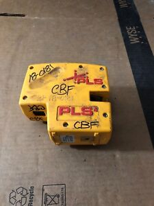 Pacific Laser System Pls 4 untested Missing Cover
