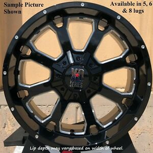 4 New 20 Wheels Rims For Ford 1999 2019 F 250 F350 Super Duty 2wd 4wd 22221