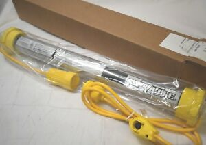 Saftlite 2020 5007 Connectable Led Work Light 210 Series W 6 Cord New