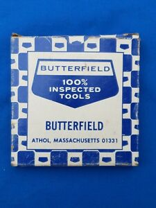 Butterfield 5406 4 X 3 16 X 1 Carbide Tipped Slitting Saw For Cast Iron