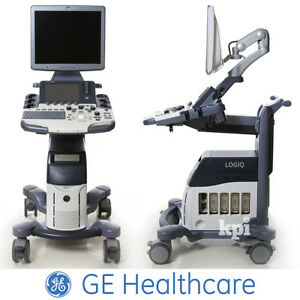 19 Logiq S8 Ultrasound Ge Healthcare System With M5s d Dicom B steer
