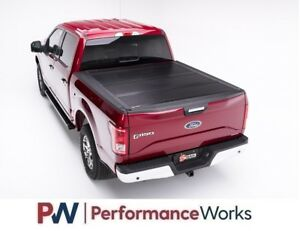 Bak For 04 14 Ford F 150 new Body 5ft W out Flip F1 Truck Bed Cover 772309