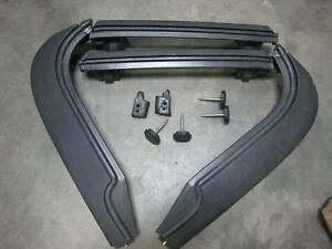 Jeep Wrangler Tj Oem Soft Top Door Surrounds 1997 2006 Full Or Half Doors