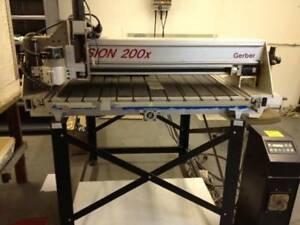Gerber Dimension 200x Engraving And Cnc Router