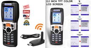 Trohestar Wireless Barcode Scanner And Collector Portable Data Terminal Inventor
