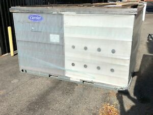 Carrier 10 Ton High Efficiency Package Unit 460v 3ph Gas elec High Heat 48hctd11