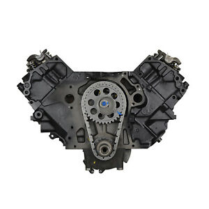 Fits Ford 460 72 78 Complete Remanufactured Engine Smog