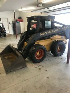 New Holland Lx885 Turbo Skid Steer