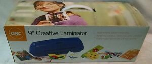 Gbc Creative Laminator 9 Box Used