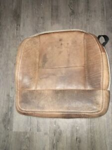 2007 Ford F 150 King Ranch Crew Cab Seat Bottom Right Heated
