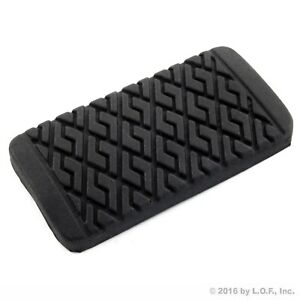 Brake Pedal Pad For Fits Toyota Corolla Tercel Mr2 Paseo 47121 12020 Automatic
