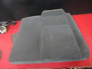 96 97 98 99 00 Honda Civic Rear Seat Cushion Oem Light Grey Coupe 2 Door