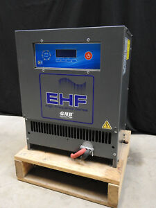 Gnb Industrial Power Ehf Series Conventional High Frequency Charger Ehf36t150m