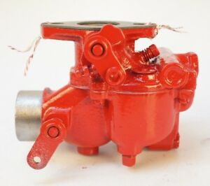 Genuine Ih Cast Iron Zenith Farmall 100 130 200 140 Tractor Factory Carburetor