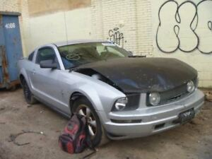 2007 Ford Mustang Automatic Transmission 5 Speed Sohc