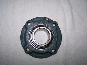 Dodge Flange Mount Ball Bearing Four bolt Piloted Pn 124232 2 1 4