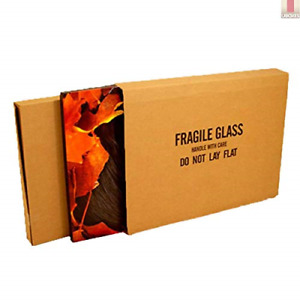 Uboxes 3 Picture Mirror Moving Boxes For Large Pictures Up To 40x60