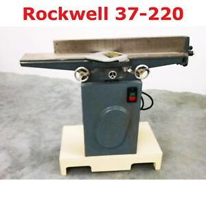 6 Jointer Rockwell Long Bed 37 220 More See Photos 710918