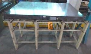 Challenge Precision Cast Iron Surface Plate 36 X 60 X 4 Thick 30241
