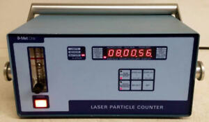 Met One 208 1 115 Laser Particle Counter Model 204531 1