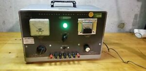 Vintage Heathkit Ip 32 Regulated Power Supply