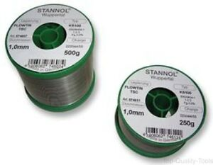Solder Wire Ks100 0 3mm Diameter 217 c 250g