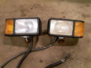 Working Meyer Snow Plow Lights By Trucklite Meyers 6 Pin Headlight Oem 2