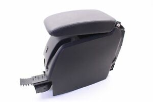 Vw Golf Gti Center Floor Console Armrest Compartment Rear Section Oem 10 14