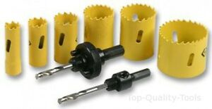 Hole Saw Kit Electricians Mpn 424045 Ck Tools