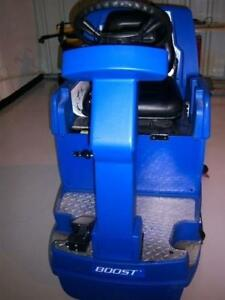 Clarke Floor Ride On Floor Scrubber 36v Riding Scrubber Low Hours