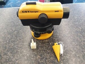 Cst berger 24x Laser Level Free Shipping