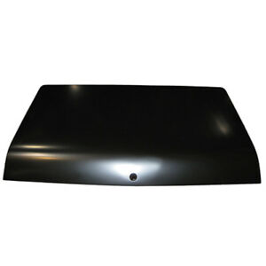 1968 1968 Cutlass Trunk Lid New Edp Coated Steel Fits Convertible Only