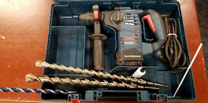 Bosch Rh328vc Rotary Hammer Drill With Bits And Case 93609 1 Eb