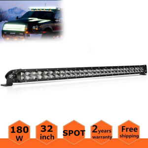 10d Osram 42inch 3360w 4 Rows Led Light Bar Combo Offroad Truck Suv Vs 40 32 22