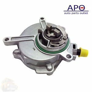 New Brake Vacuum Pump For Vw Eos Jetta Passat Gti Audi A4 Tt Quattro 06d145100h