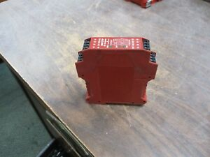 Allen bradley Guardmaster Msr127rp Safety Relay 440r n23134 Ser B Used